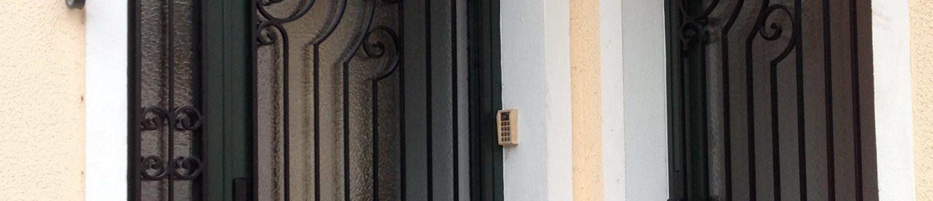 Portes Acier