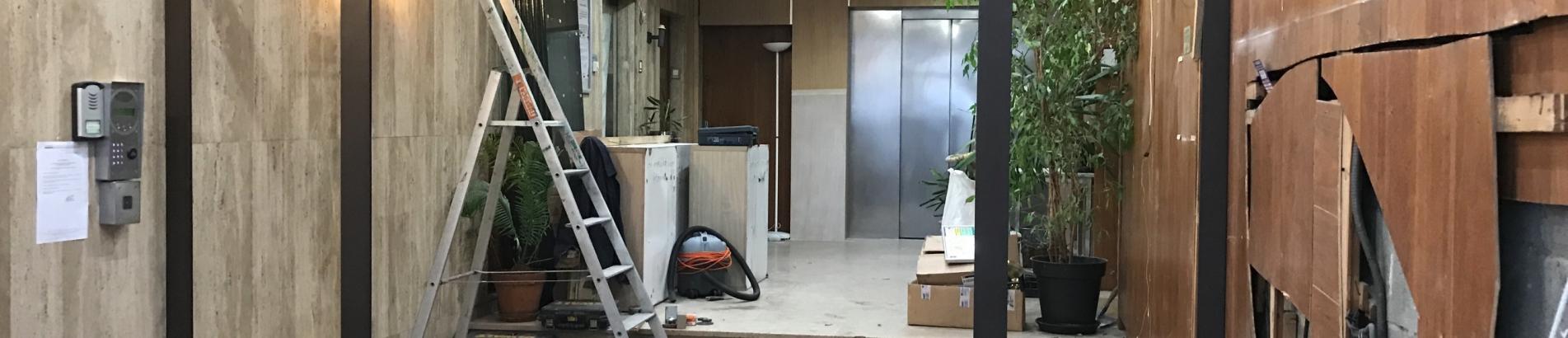 Révision fenêtres et portes