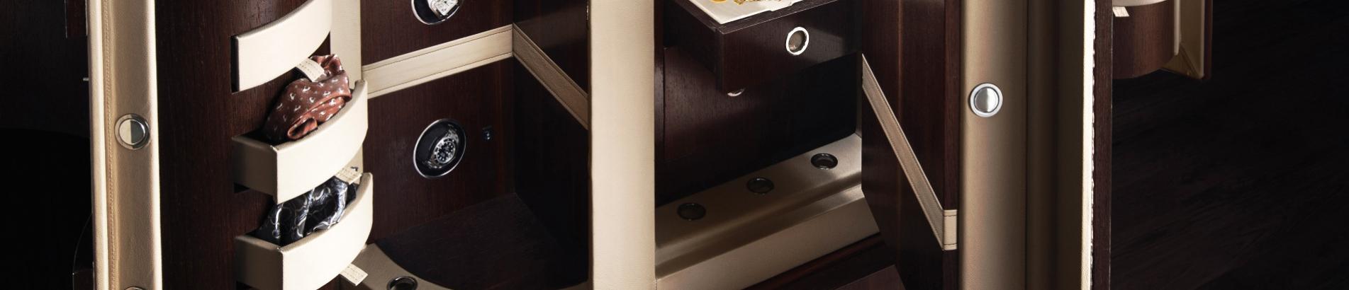 Coffres forts et armoires